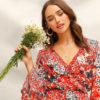Modna scena tokom leta i proleća donosi – cvetni print svuda i na svemu (foto) - Ljepota i zdravlje