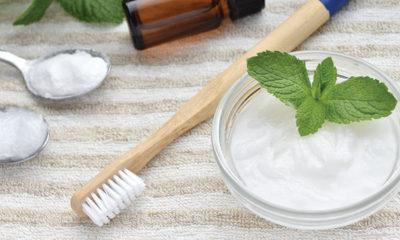 Potpuno prirodan način pranja zuba: OVO će učiniti da vam zubi zablistaju!(RECEPT) - Ljepota i zdravlje