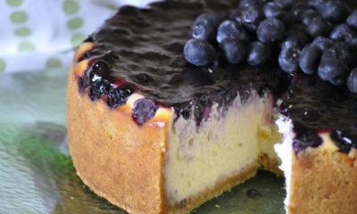 Torta od sira i borovnica - Pošalji Recept