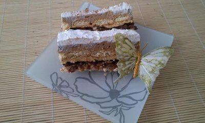 Karamel-lešnik torta - Pošalji Recept