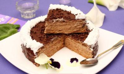 Torta od oblandi - Pošalji Recept