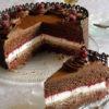 Čokoladna čarolija s višnjama - Pošalji Recept