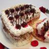 Voćna torta sa višnjama - Pošalji Recept