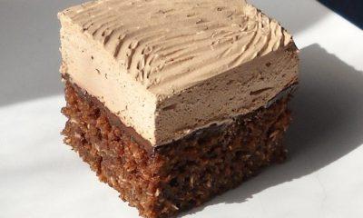 Coconut-Nutella cake - Pošalji Recept