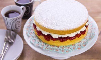 Omiljeni kolač kraljice Viktorije: Isprobajte originalni recept glavnog poslastičara Bakingemske palate (video) - Ljepota i zdravlje
