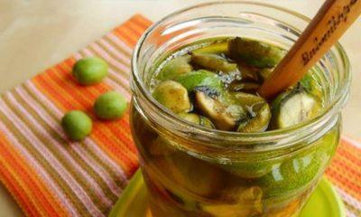 Serum za kosu: Zeleni orasi u maslinovom ulju za jačanje korijena kose - Ljekovito bilje