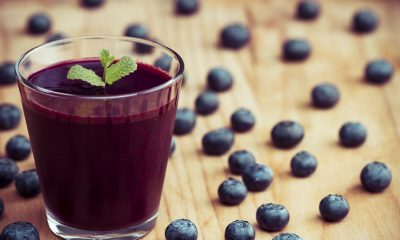 Domaći sok od borovnice bez šećera - Pošalji Recept